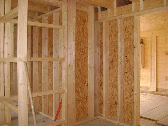 etapes d 39 une construction bois la maison du bois. Black Bedroom Furniture Sets. Home Design Ideas